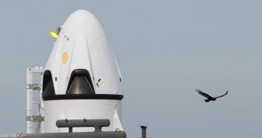 SpaceX تستكمل اختبارات مظلات الهبوط لأول مركبة مأهولة لها