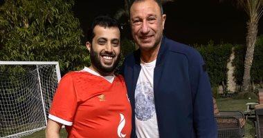 تركى آل الشيخ بعد إيقاف كهربا لنهاية الموسم: بقانون مين ده!
