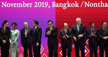 انطلاق قمة آسيان فى العاصمة التايلاندية بانكوك