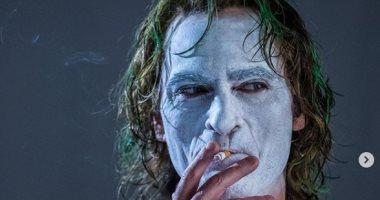 10 صور من كواليس فيلم الـ Joker مع اقترابه تحقيق المليار دولار