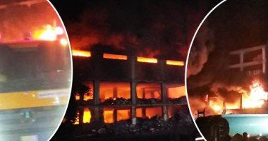 حفظ التحقيقات فى حريق شقة الجمالية.. سببه ماس كهربائى ولا شبهة جنائية