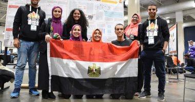 فريق طلابى بجامعة القاهرة يفوز ببرونزية مسابقة IGEM لحل مشكلة نقص المياه
