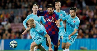 جماهير برشلونة تحقق رقما سلبيا فى دورى أبطال أوروبا