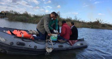 صور.. تعاون مصرى فرنسى للمحافظة على مصادر المياه القومية من التلوث