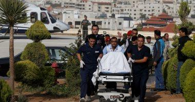 مدير الشرطة الأردنية: إسعاف 6 مصابين تعرضوا للطعن بجرش