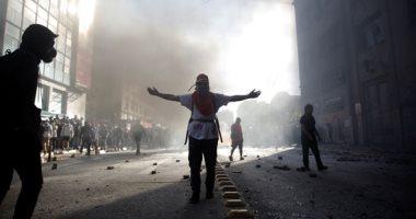 اندلاع احتجاجات عنيفة فى تشيلى بعد إعلان الرئيس عدم استقالته