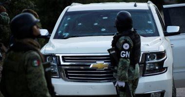 انتشار مكثف لقوات الأمن فى المكسيك بعد مقتل 9 من أفراد أسرة أمريكية