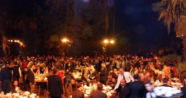 الآثار تنظم حفلا لوفود مؤتمر المصريات فى قصر محمد على.. صور