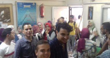 انطلاق الجولة الأولى لانتخابات الاتحادات الطلابية بجامعة بنها