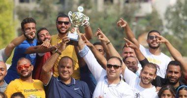 الغابة يتوج ببطولة كأس مصر لسباحة الزعانف