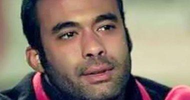 """أحمد حلمى ناعيا هيثم أحمد زكى:"""" يارب فى الجنة ونعيمها"""""""