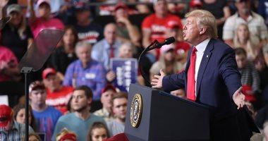 ترامب يواصل حملاته الانتخابية فى مؤتمر جماهيرى حاشد بولاية لويزيانا