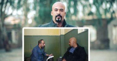 """""""اليوم السابع"""" يعيد نشر حوار الفنان هيثم احمد زكي الأخير"""