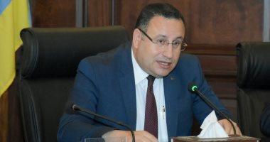 """محافظ الاسكندرية يوجه بوضع حلول لمنع غرق منطقة """"الجرارى"""" و تأمين أعمدة الكهرباء"""