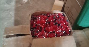 ضبط مصنعين لإنتاج الحلوى ومستحضرات التجميل غير صالحة للاستخدام بالقليوبية