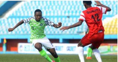 نيجيريا تواجه كوت ديفوار فى كأس أمم افريقيا تحت 23 عاما