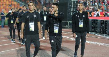 مصطفى محمد وصلاح محسن يقودان تشكيل المنتخب الاولمبي أمام مالى