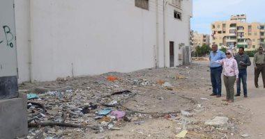 6 معلومات عن تعليمات نائب محافظ البحر الأحمر لرؤساء المدن بشأن منظومة النظافة