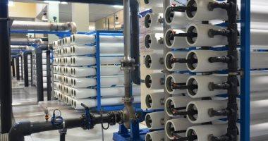 مياه مطروح: محطات تحلية مياه البحر ساهمت فى سد احتياجات المحافظة