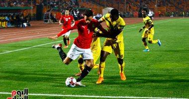 اهداف مباراة المنتخب الاولمبي أمام مالي في امم افريقيا تحت 23 سنة