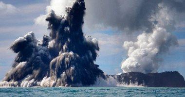 5 معلومات عن الجزيرة الجديدة الناتجة عن ثوران بركانى استمر 18 يوما