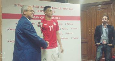 مصطفى محمد: لا يوجد نجم فى المنتخب الأولمبى.. ومصر مليانة مهاجمين