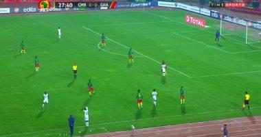 مجموعة مصر.. 30 دقيقة سلبية بين الكاميرون ضد غانا بأمم أفريقيا تحت 23 عاما