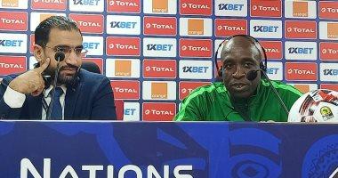 مدرب جنوب أفريقيا: مواجهة زامبيا صعبة وتنظيم مصر للبطولة رائع