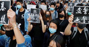 وفاة طالب جامعى يشعل احتجاجات هونج كونج