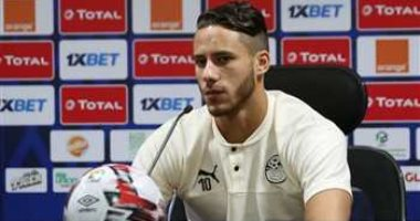رمضان صبحى للاعبى المنتخب الأوليمبى: هنموت نفسنا علشان الكأس ماتخرجش من مصر