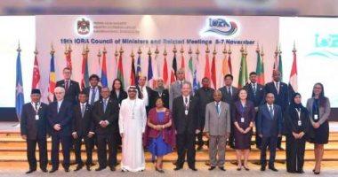 الإمارات رئيسا لرابطة الدول المطلة على المحيط الهندى