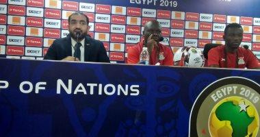 مدرب زامبيا: سعيد باستقبال المصريين.. والفوز هدفنا ضد جنوب أفريقيا