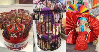"""تطور هدايا المخطوبين فى المولد النبوي..من عروسة السكر لـ""""بوكس المولد"""" صور"""