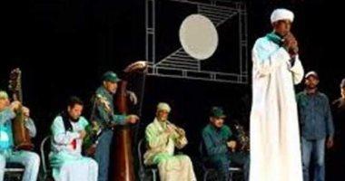 فرقة النيل للإنشاد الدينى تحيى ليالى جنوب سيناء احتفالا بالمولد النبوي