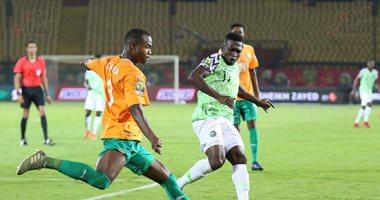 نيجيريا ضد كوت ديفوار.. أول حالة طرد فى أمم أفريقيا تحت 23 سنة