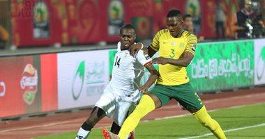 بصافرة نسائية.. التعادل السلبى ينهى الشوط الأول بين جنوب أفريقيا وزامبيا