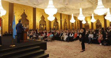 """مؤتمر المصريات يختتم فعالياته..""""الجمعية الدولية"""" تشكر مصر ..صور"""