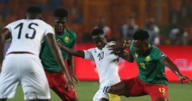 ملخص مباراة الكاميرون ضد غانا فى امم افريقيا تحت 23 عاما