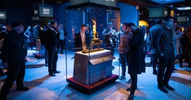 هل قضى معرض توت عنخ آمون على طموح لندن فى تحقيق الرقم القياسى الذى حققته فرنسا؟