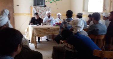 تنظيم احتفال بالمولد النبوى بمركز شباب الروضة والسادات بشمال سيناء