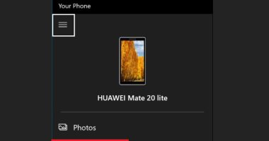 مايكروسوفت تختبر واجهة مستخدم جديدة لتطبيق Your Phone.. فيديو -