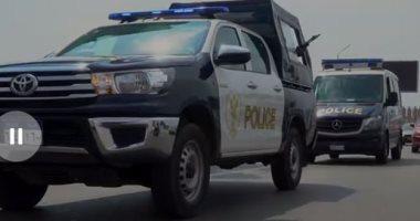 أمن أسوان يرصد 308 مخالفات ويضبط سائق لتعاطى المخدرات   -