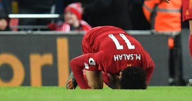 ليفربول ضد مان سيتي.. محمد صلاح صاحب أعلى التقييمات في الشوط الأول