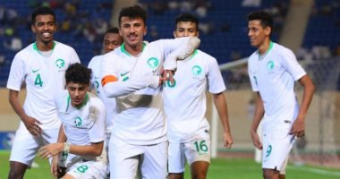 السعودية ضد قطر.. الأخضر يسجل الهدف الأول فى نصف نهائى كأس الخليج