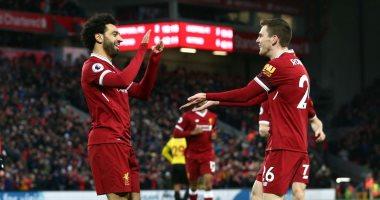ليفربول ضد مان سيتي.. روبرتسون يوجه رسالة إلى محمد صلاح