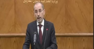 وزير خارجية الأردن يبحث مع رئيس النواب العراقى أخر المستجدات بالمنطقة
