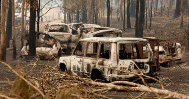 صور.. أستراليا تعلن الطوارئ فى الساحل الشرقى بسبب حرائق الغابات