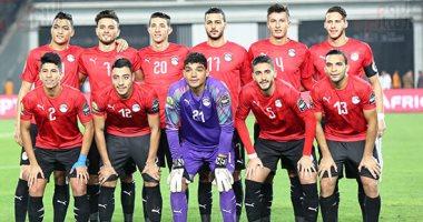 منتخب مصر الأوليمبي بقيادة شوقى غريب