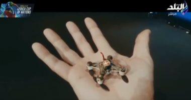"""أحمد موسى يحذر من """"الطائرة القاتلة"""": """"في حجم كف اليد.. وتحمل شحنة متفجرات"""""""