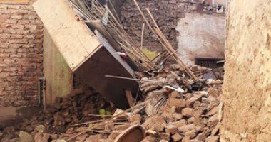 التضامن بسوهاج: صرف 5000 جنيه إعانة عاجلة لضحايا عقار قرية ونينه المنهار